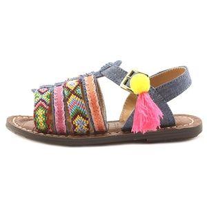 Sam Edelman Gigi Nancy Toddler Sandals 8